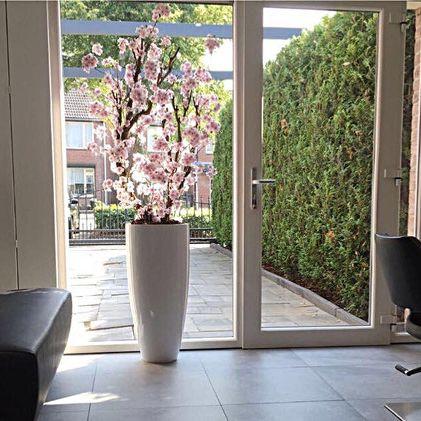 Verwonderlijk Lichtroze bloesemboom UU-42